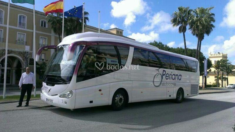 Volvo B 12 B 54 plazas