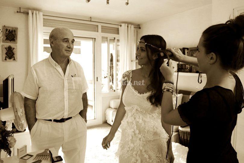 Pre boda Mati Ramirez