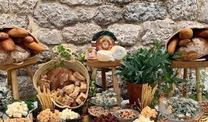 Sabores del Cantábrico - Mesas de quesos