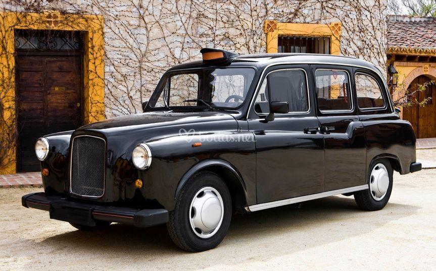 Taxi inglés