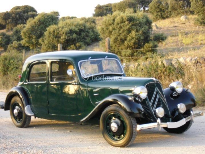 11 lligero bicolor 1930 perfil