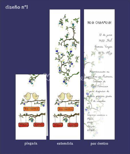 Diseño nº 1