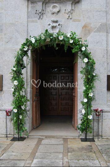 Arco entrada