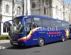 Bus para 55 invitados