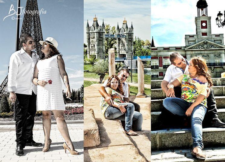 Preboda - Sesión de fotos