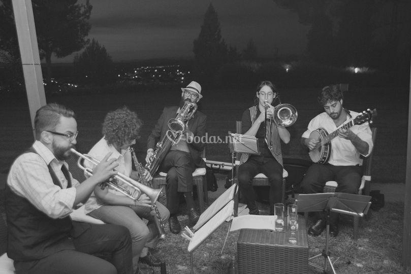 Quinteto dixieland
