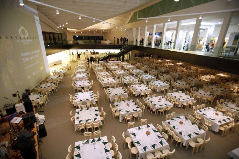 Salones del Palacio de Congresos