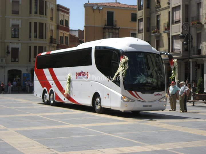 Autocares Romerías - Toledo