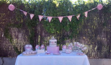 Las mesas dulces de Celia
