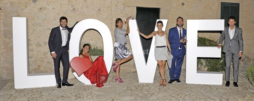 LOVE 170cm