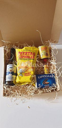 Packs Gourmet