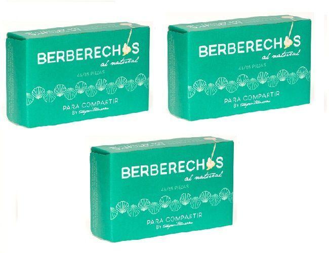 Pack de berberechos