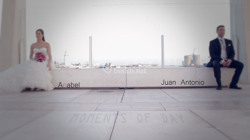 Anabel & Juan {edición mismo día}