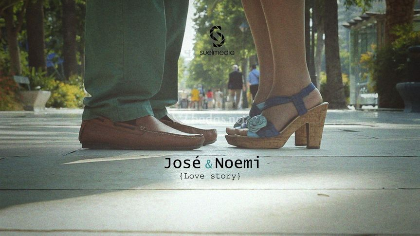 Jose & Noemi {love story}