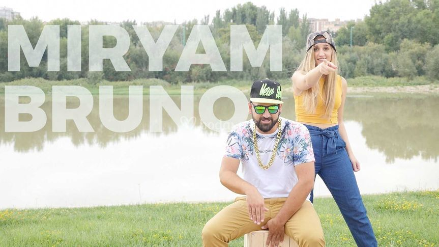 Miryam y Bruno 2018