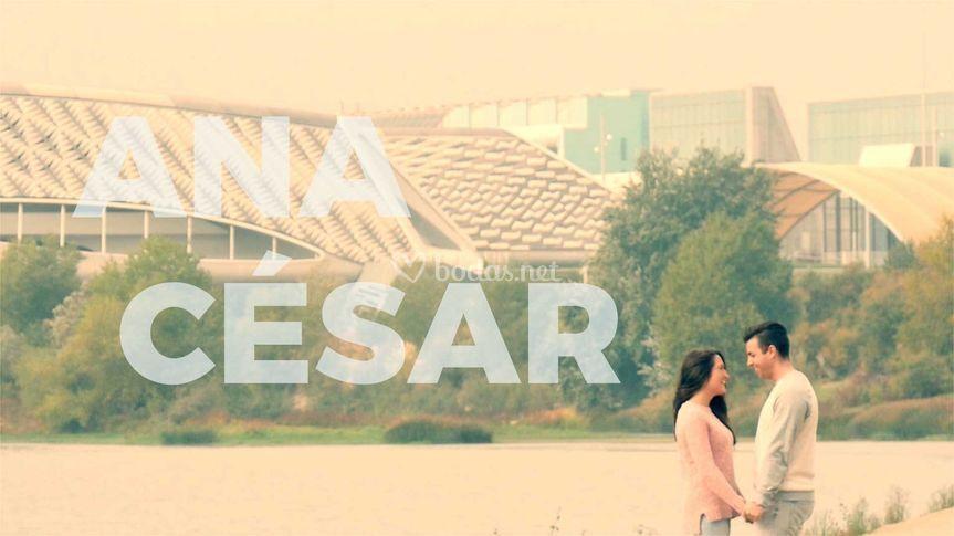 Ana y César