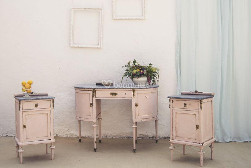 La clave de tu boda - Muebles en yuncos ...