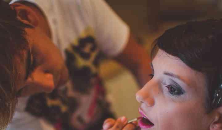 Perfilando los labios