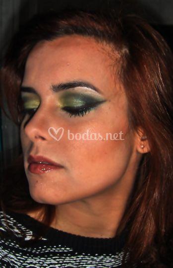 Glam green