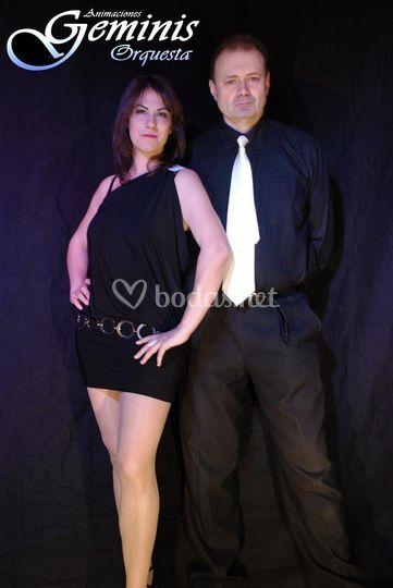 Duo Vanesa y Jose