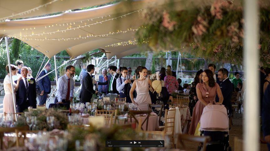 Video boda altea