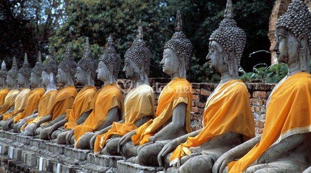 Thailandia y sus templos