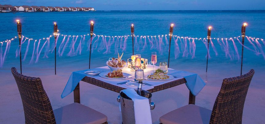 Cena The Residence Maldivas