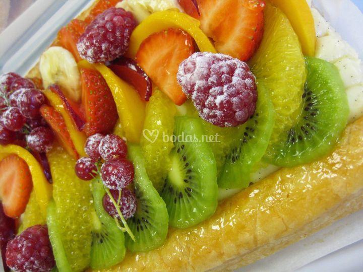 Cuando la fruta es un dulce