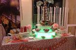 Decoraci�n fuente de chocolate de Hotel Benalmadena Palace****