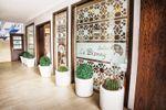 Entrada sal�n La Biznaga de Hotel Benalmadena Palace****