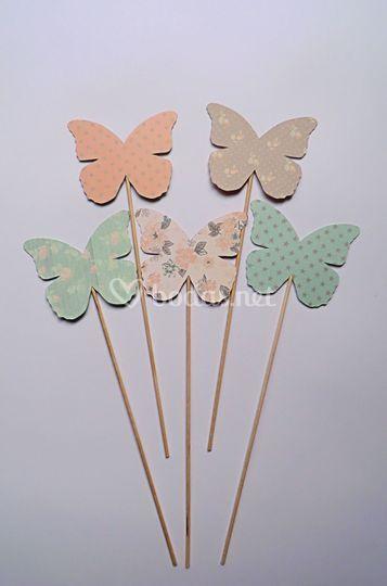 Pinchos Mariposas
