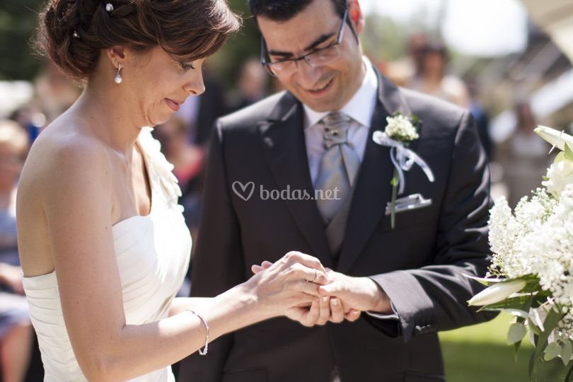 Instantes de la boda
