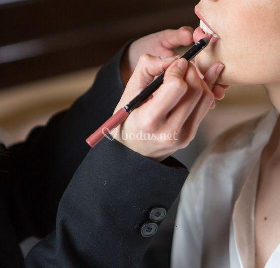 Mireia Romero maquillajes