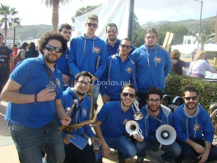 La Blue Band
