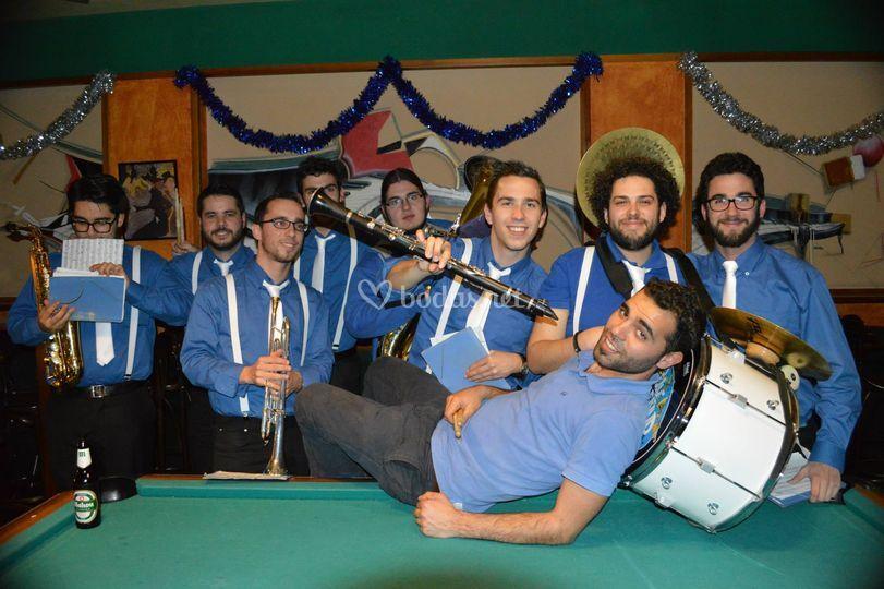 Charanga La Blue Band