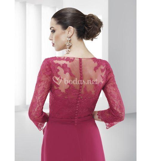 a086902a6 Vestido fiestas madrina de Vega Novias Atelier