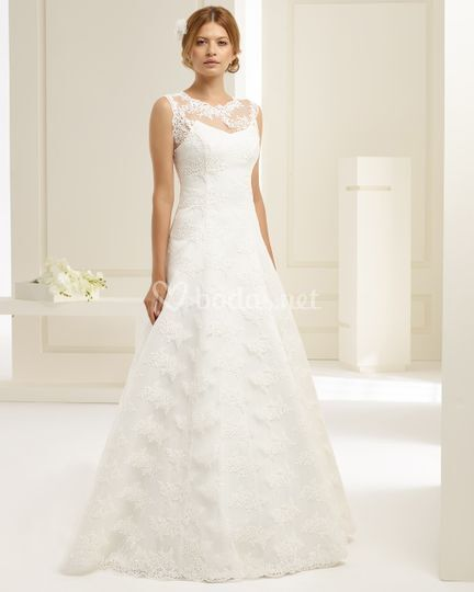 vestido de novia de vega novias atelier | foto 21