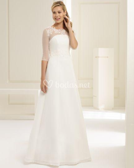 vestido de novia de vega novias atelier | foto 23