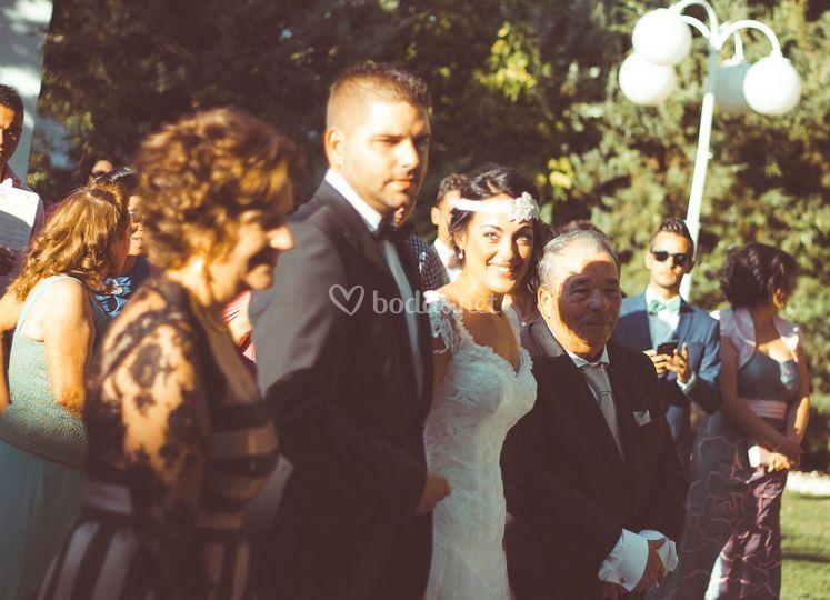 Sergio y Carmen