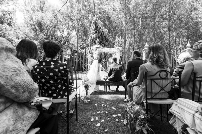 Ceremonia Laura y Miguel