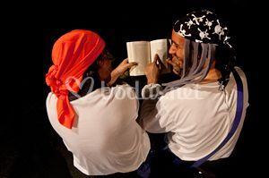 Lectura de piratas