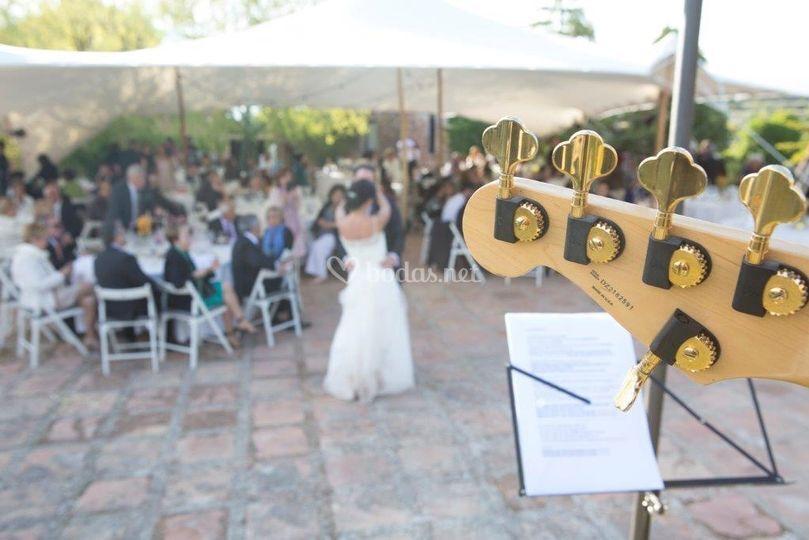 Sonorización boda