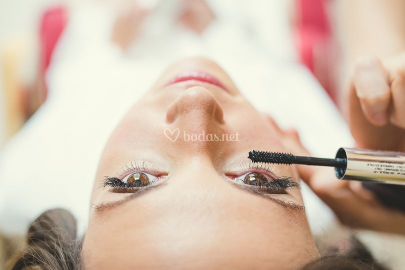 Maquillaje Natural + extensión