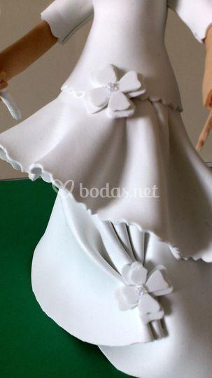 Detalle vestido