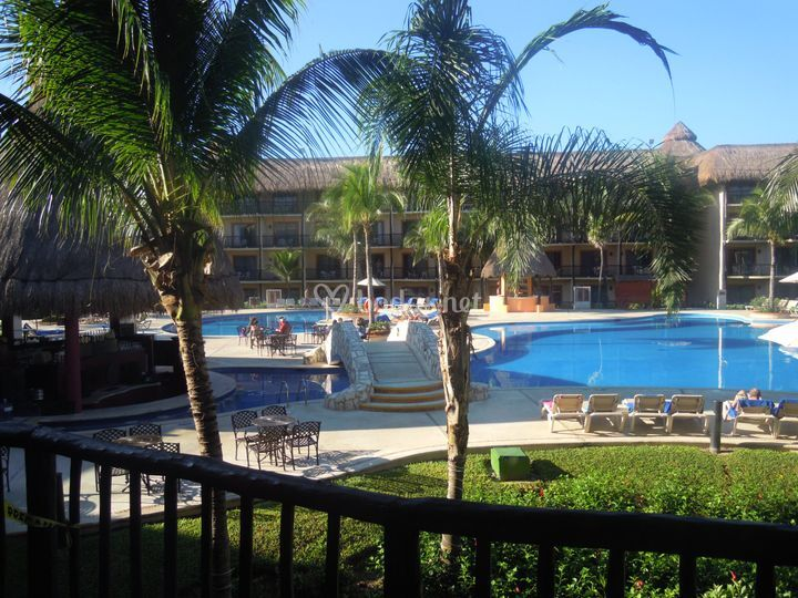 Hoteles en Caribe todoincluido