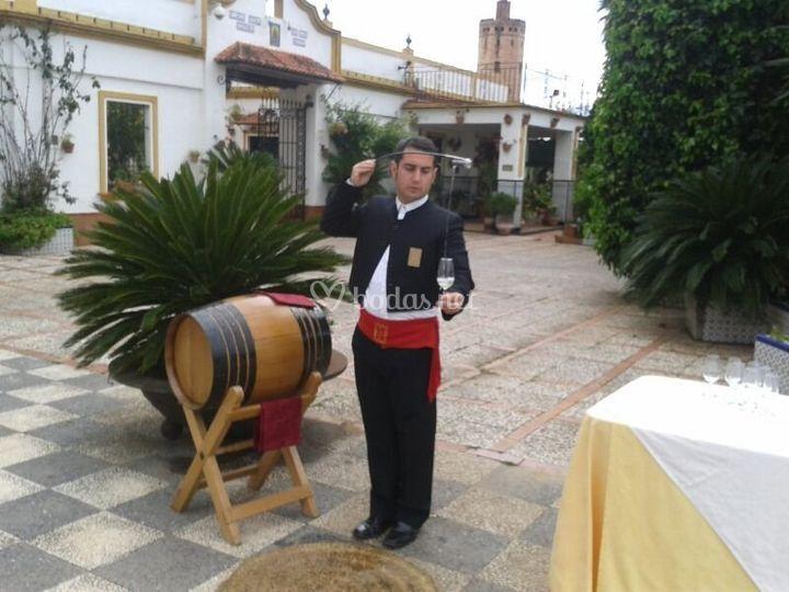 Andaluza de Venenciadores
