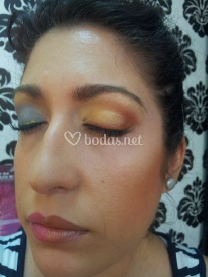 Maquillaje de novia