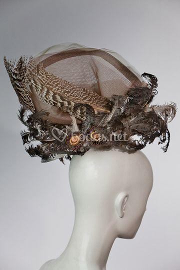 Sombrero Victoriano