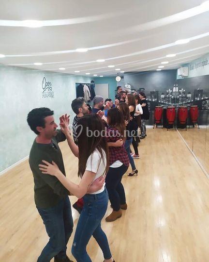 Baile de parejas