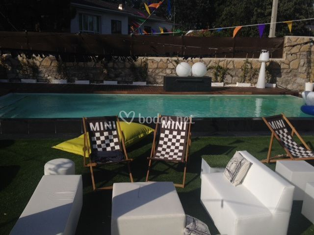 Alquiler muebles eventos - Fotos chill out ...